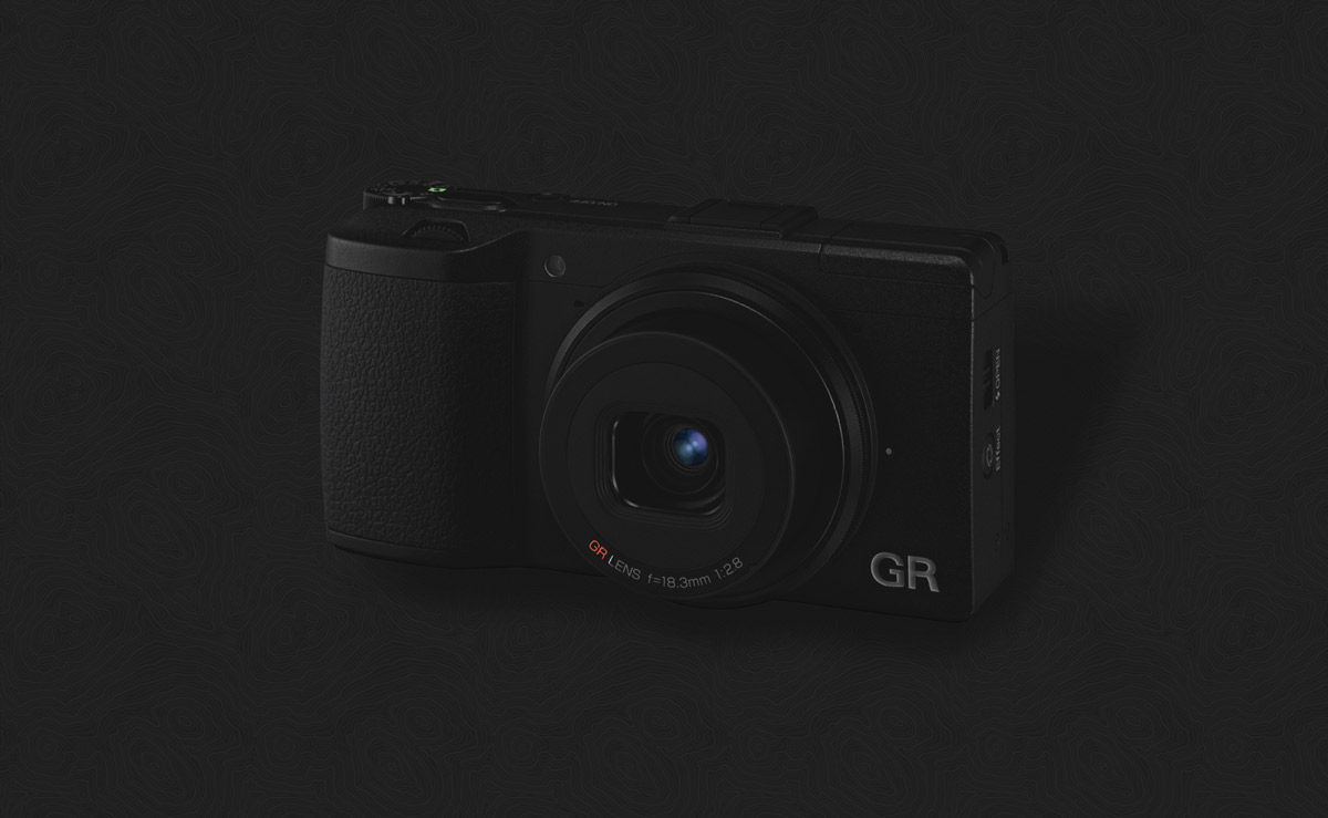 Ricoh GR introduction