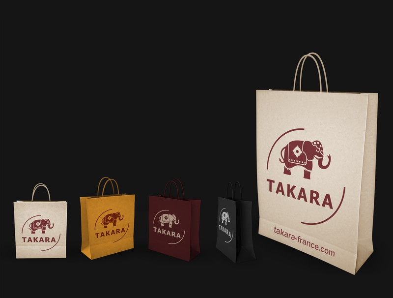 Shopping bag Takara